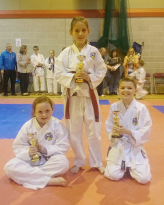 Club Comp 2015 Red StripeRed Belts 9-10 Years