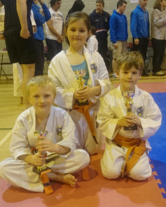 Club Comp 2015 Yellow and Orange Belts 6-7 Years
