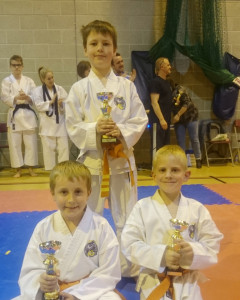 Club Comp 2015 Yellow and Orange Belts 8-9 Years