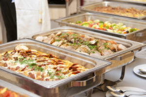 Catering and kök lunch