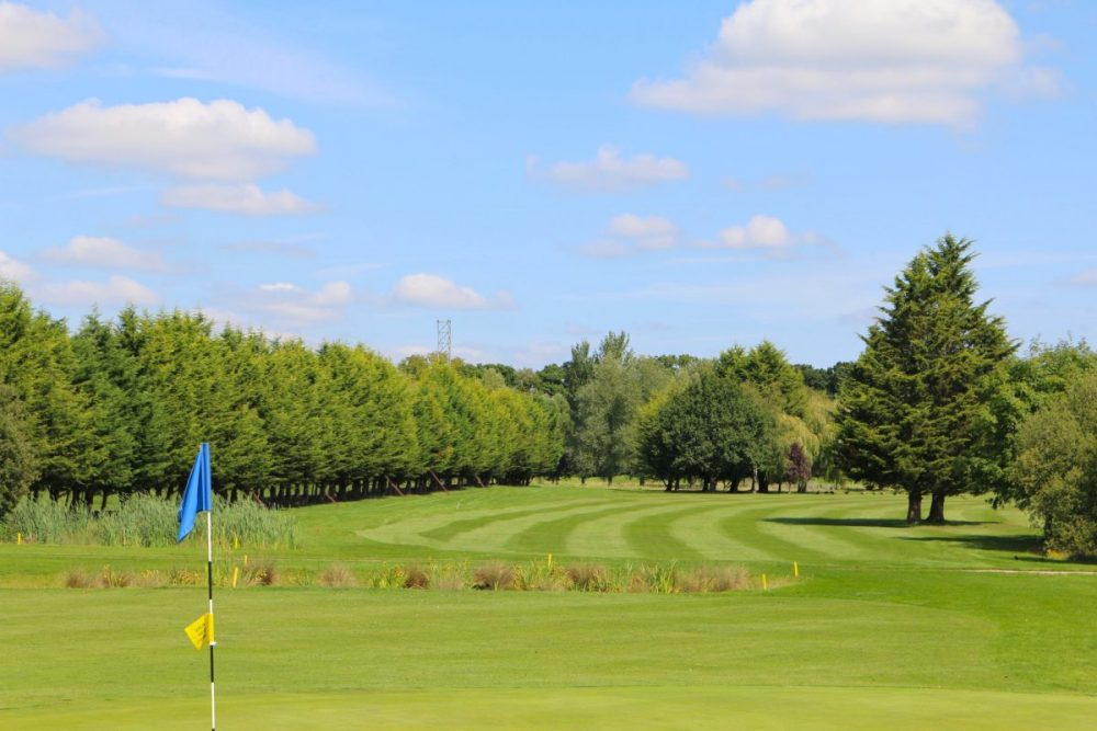 The Blue Courses at Wexham Park Golf Centre based in Buckinghamshire