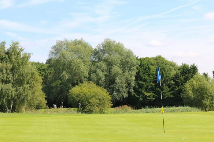 13th Hole at Wexham Park Golf Course in Buckinghamshire