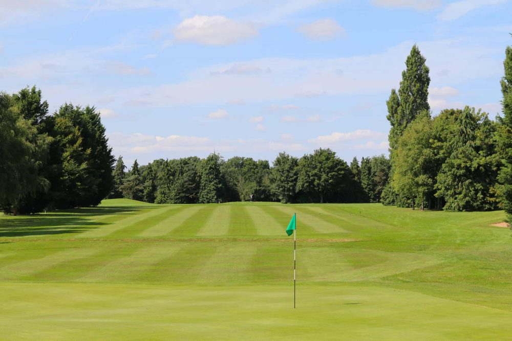 The Green Courses at Wexham Park Golf Centre based on the border of Buckinghamshire and Berkshire