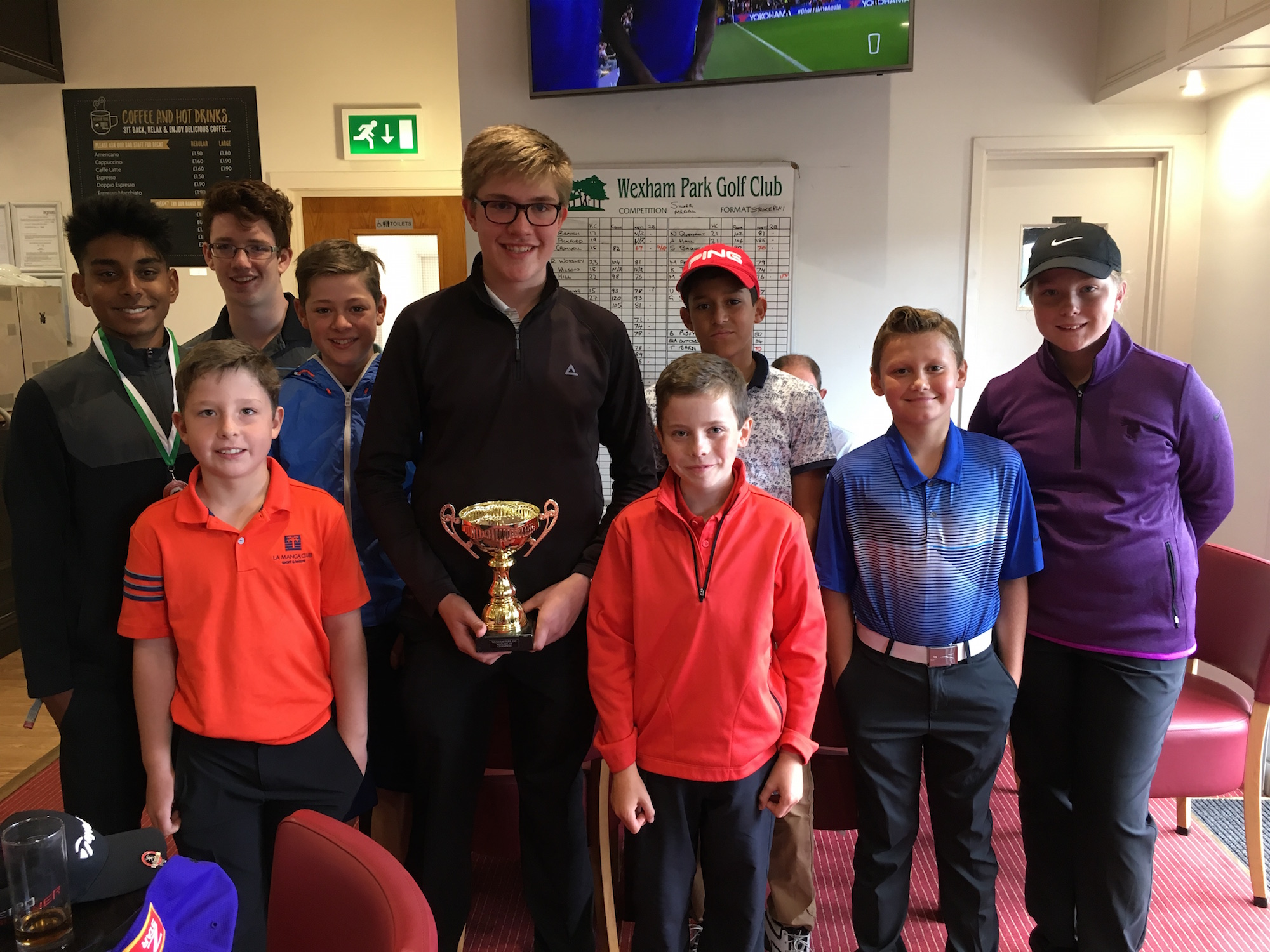 Junior Golf Membership Available At Wexham Park Golf Centre In Buckinghamshire