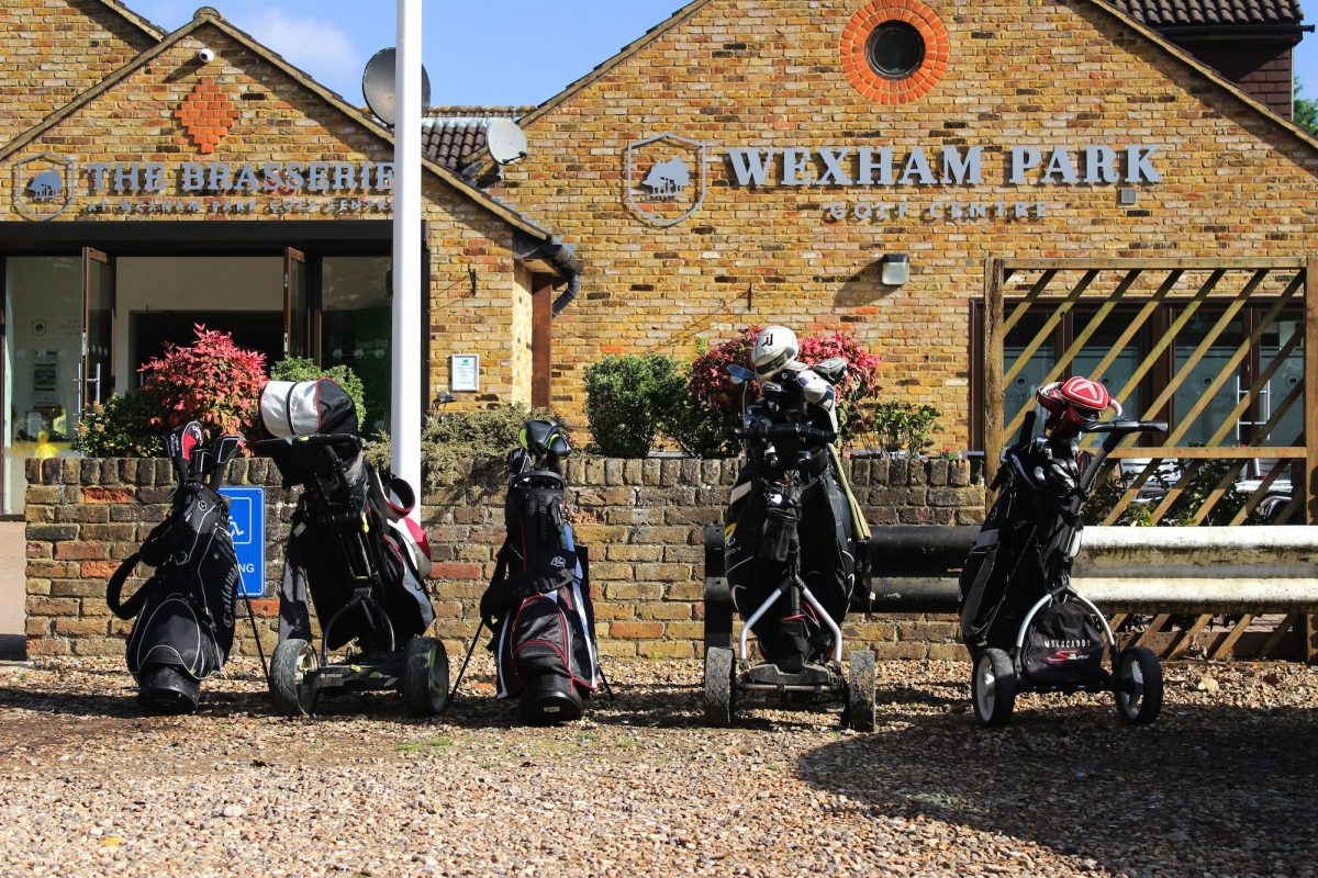 Golf Societies At Wexham Park Golf Centre Based In Buckinghamshire