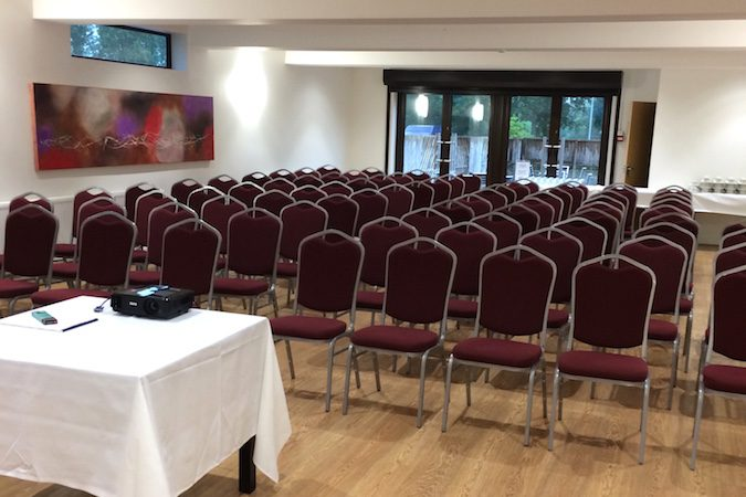 Conferences at Wexham Park Golf Centre in Slough