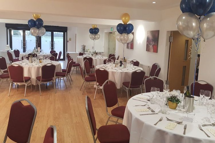 Celebrations at Wexham Park Golf Centre in Slough