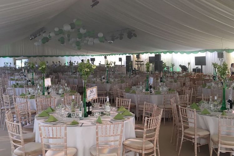 Celebrations and Functions at Wexham Park Golf Centre in Buckinghamshire