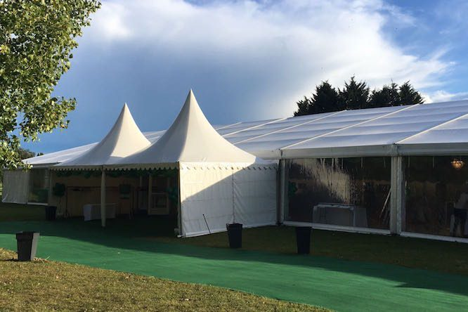 Summer functions at Wexham Park Golf Centre in Buckinghamshire
