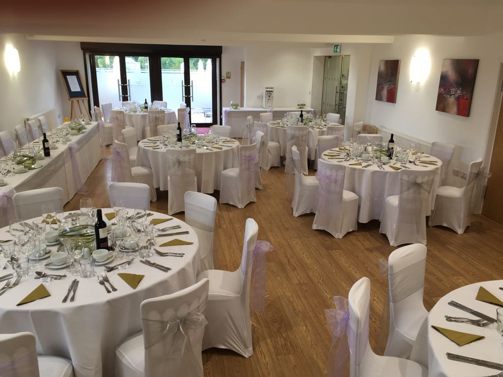 Weddings at Wexham Park Golf Centre in Slough