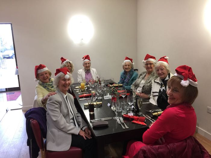 Christmas Parties Slough