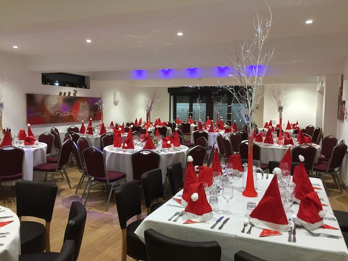 Christmas Parties at Wexham Park Golf Centre in Slough