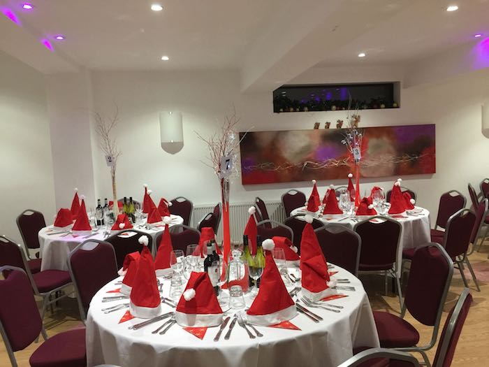 Christmas Parties in Slough, Wexham Park Golf Centre
