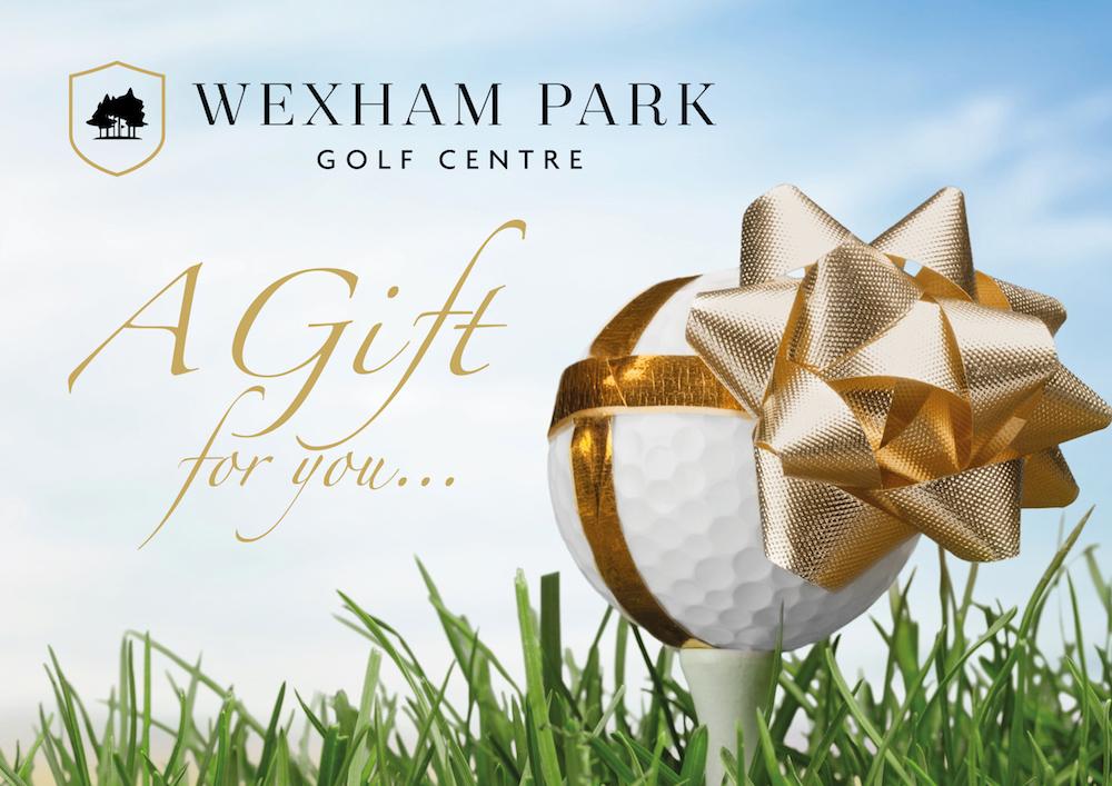 Wexham Park Golf Centre Gift Voucher
