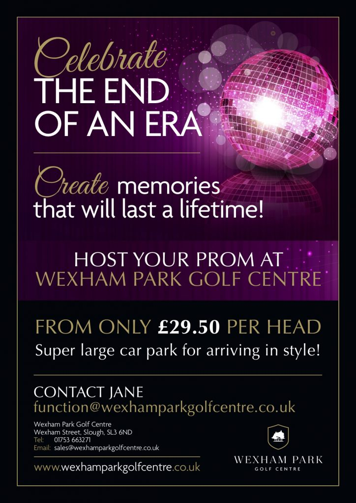 Prom at Wexham Park Golf Centre
