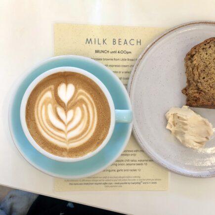 Milk Beach Cafe