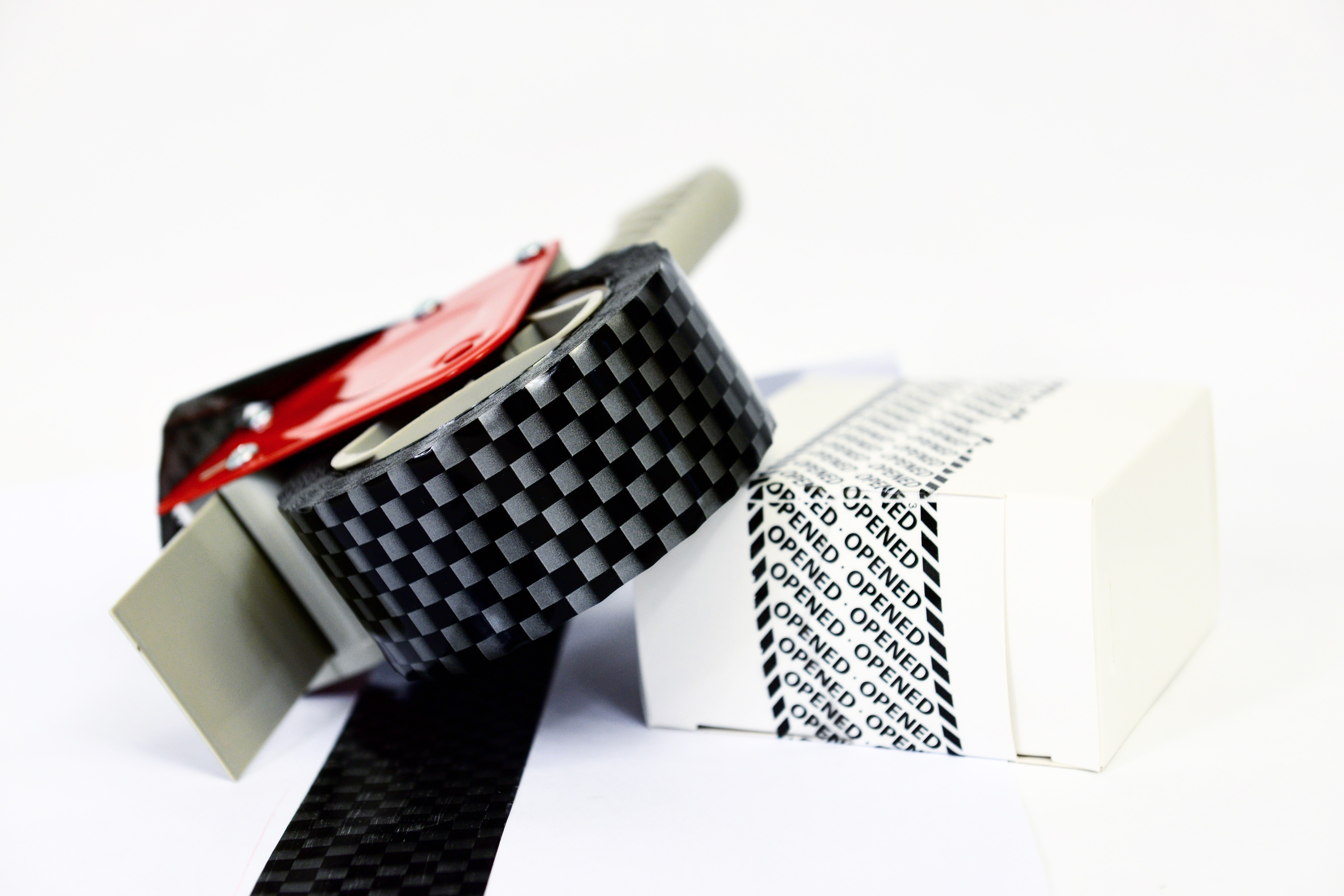 security box tape