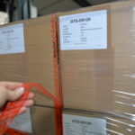 Additional layer of security for pallets and crates from Tampertech
