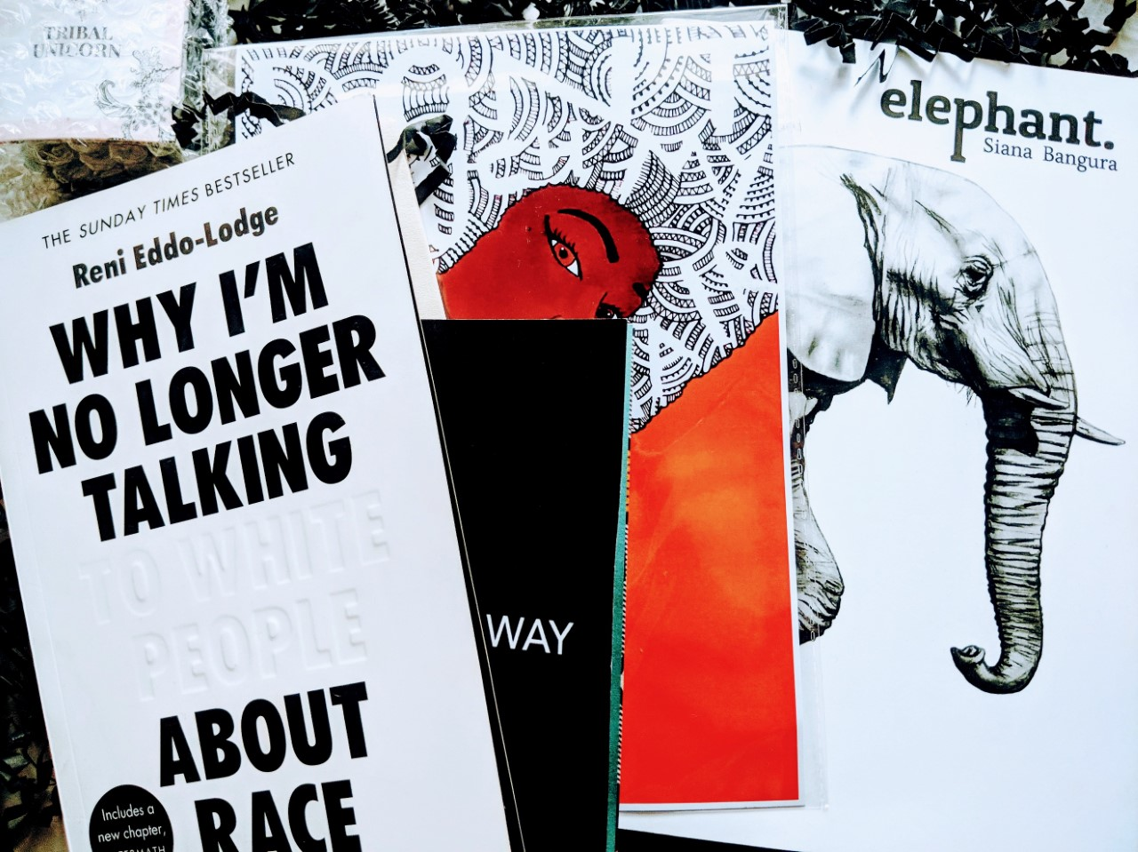 Chipping Away: Book Review Why I'm No Longer Talking To White People About Race
