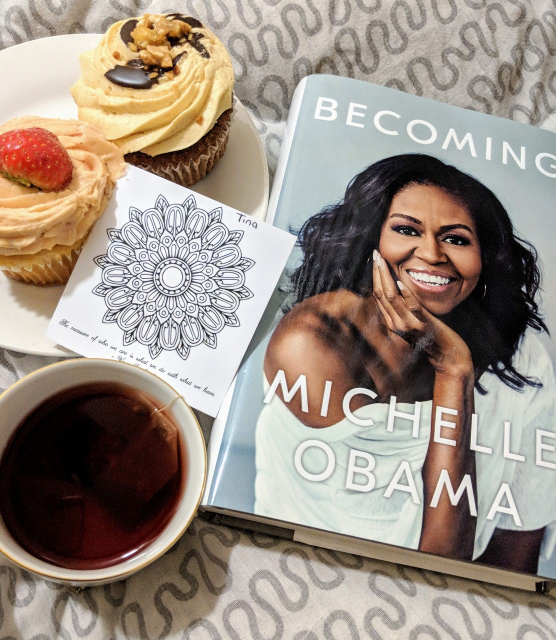 Becoming: Michelle Obama Review