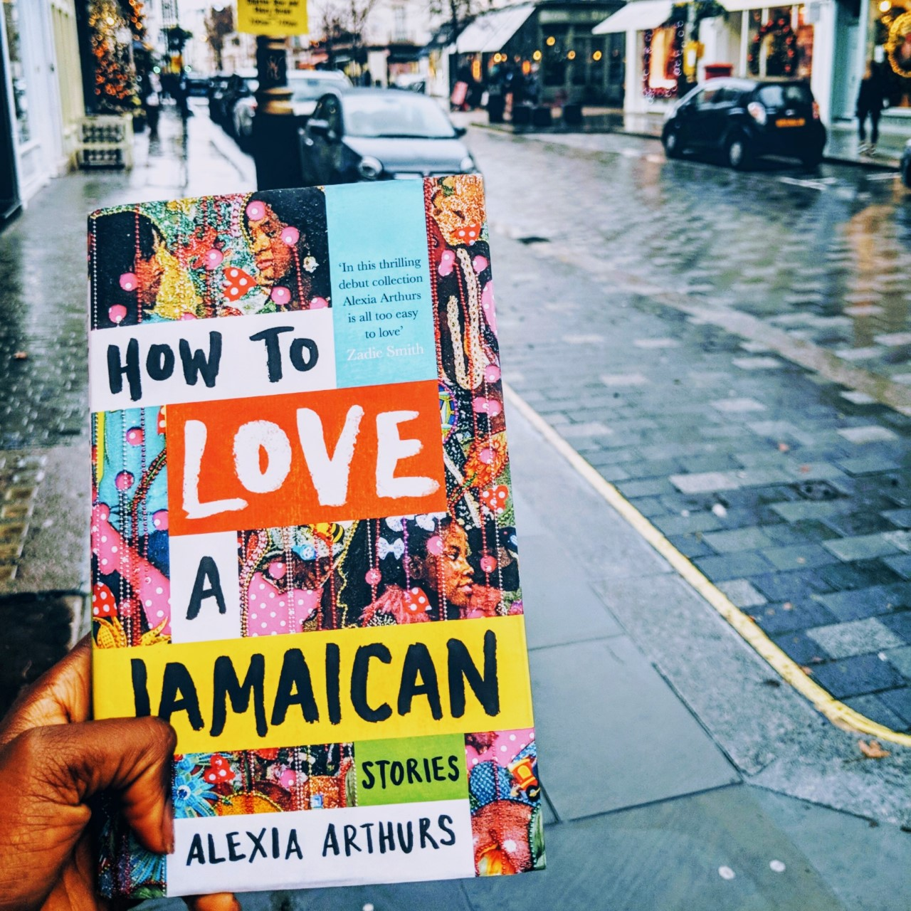 Back Ah Yard Box: How To Love a Jamaican Review