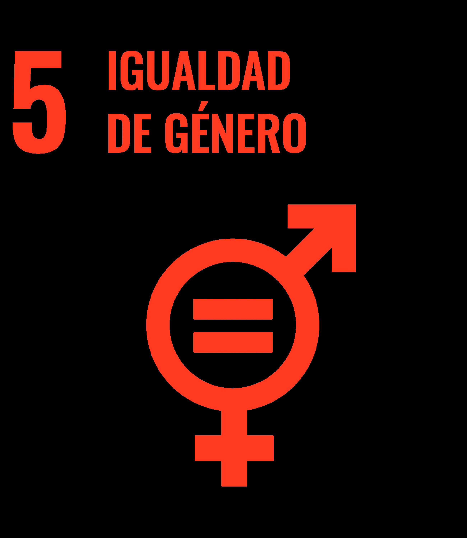 ODS nº 5 - Igualdad de género