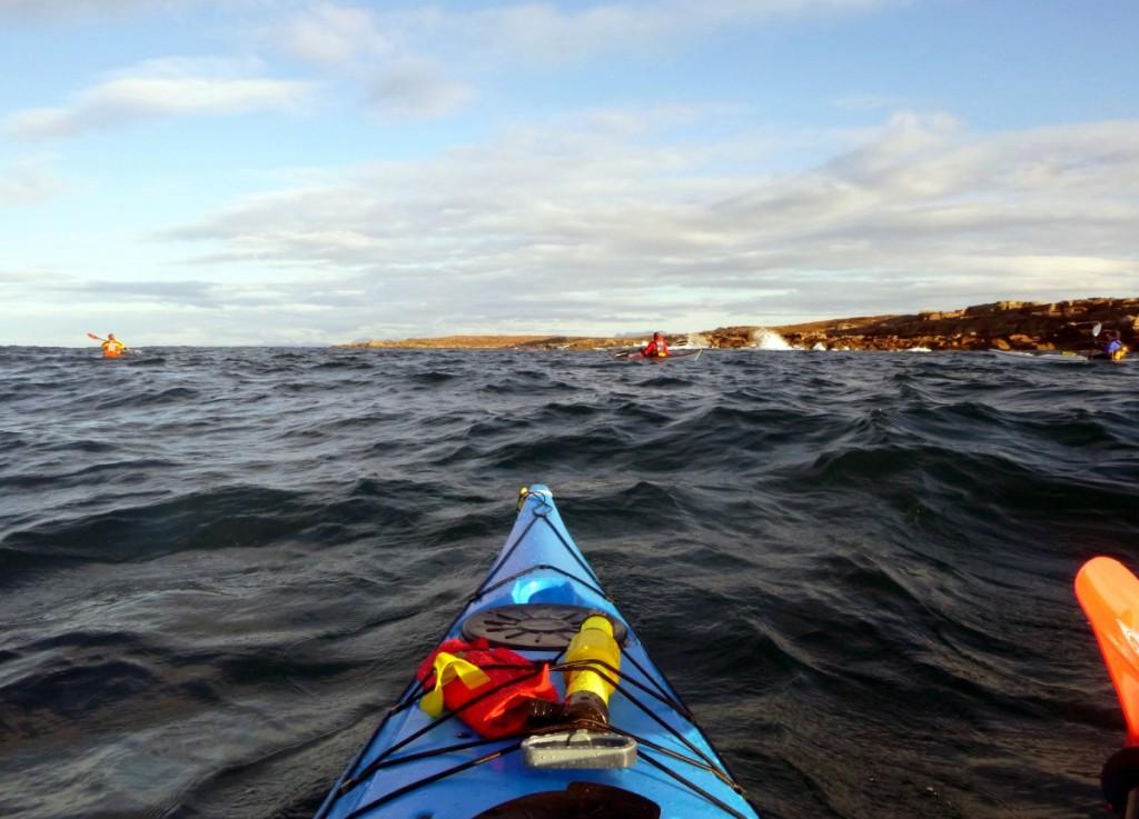 Nov'14 Mellon Charles to Udrigle paddle (19)s