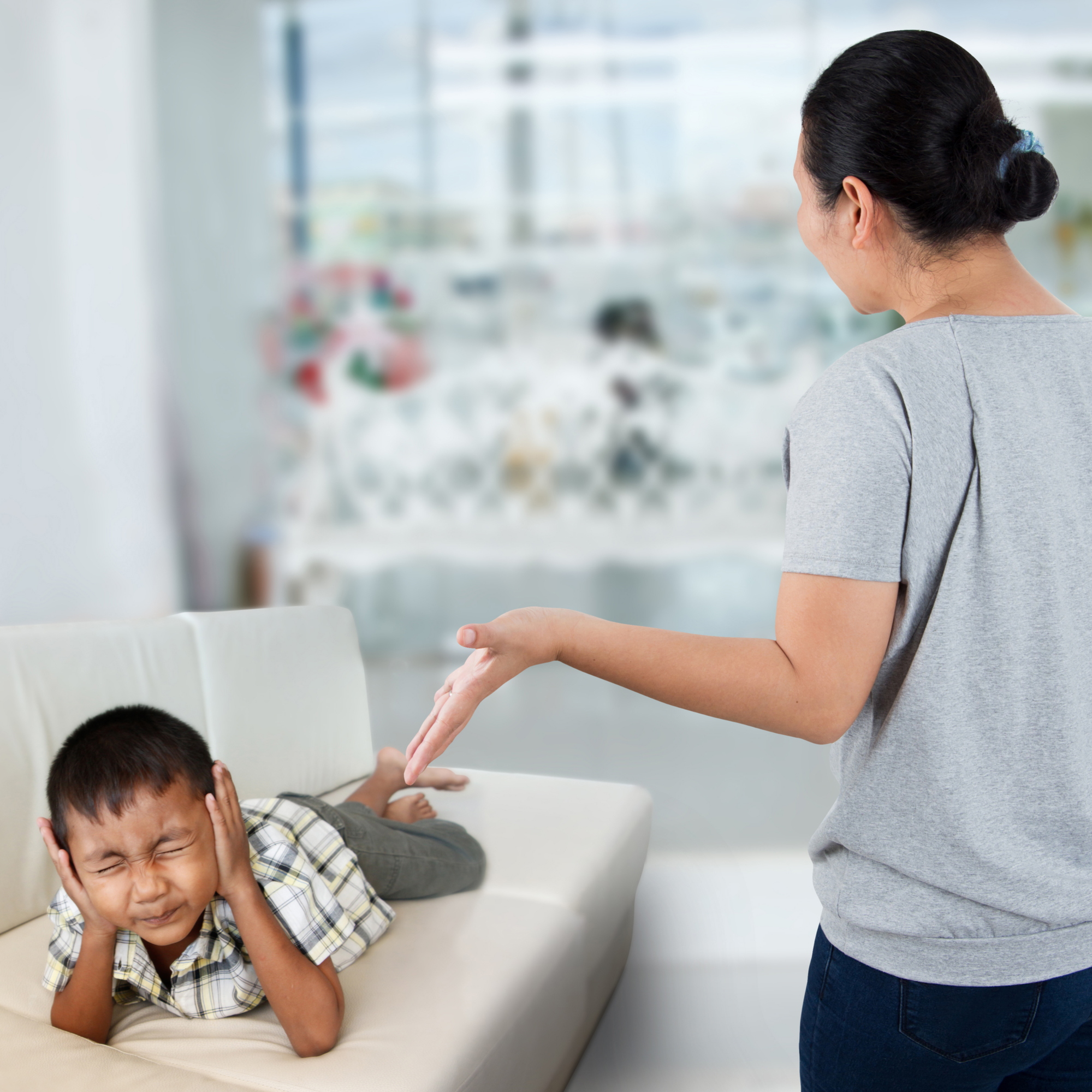 Why Your Child Refuses To Respond