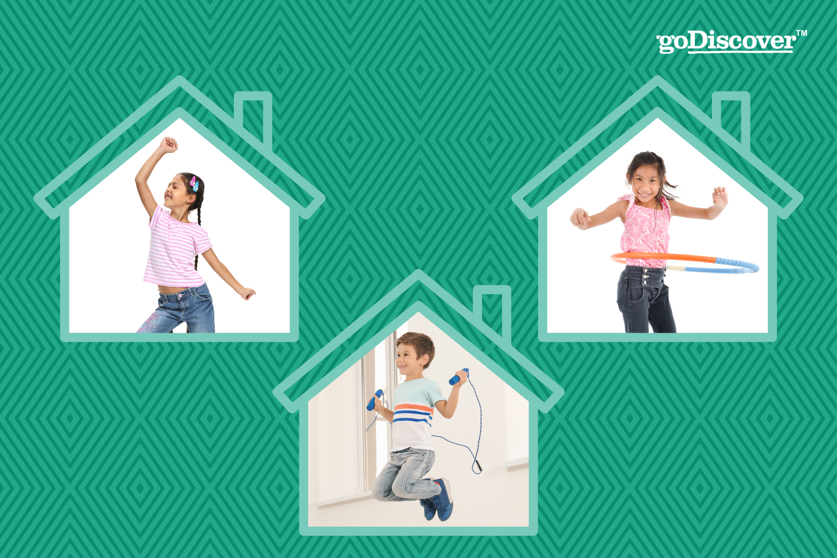 Three fun indoor physical activities for children