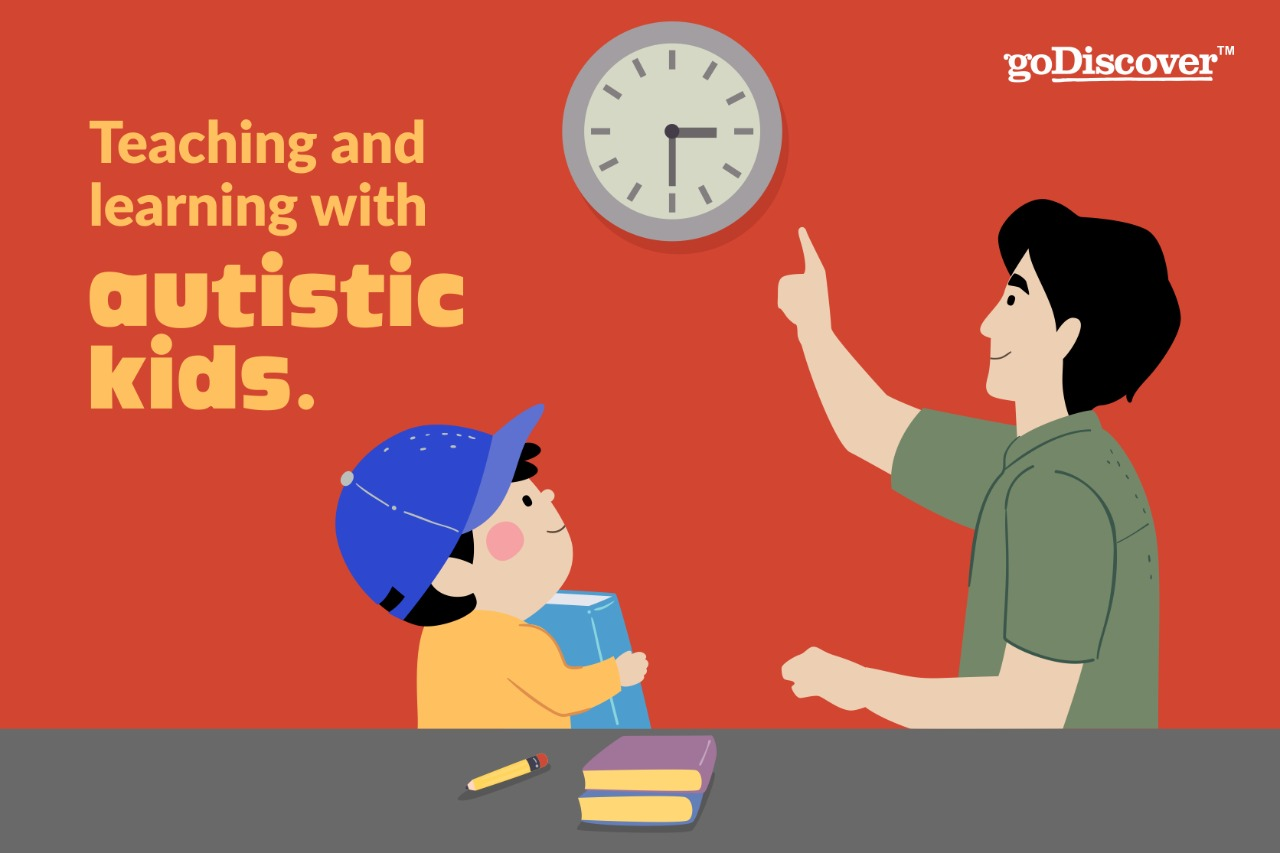 Teaching and learning for kids with Autism Spectrum Disorder (ASD)