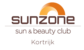 Logo sunzone - sun & beauty club - Kortrijk