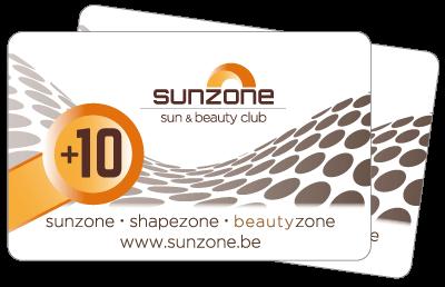 sunzone card