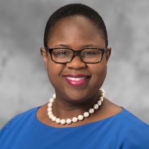Michelle Johnson Tidjani