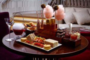 Easter Willy Wonka Afternoon Tea at one Aldwych