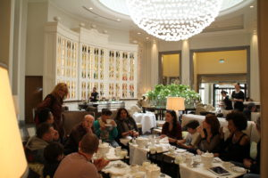 Corinthia Afternoon Tea Tasting