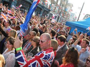 Southbank Royal Festivities