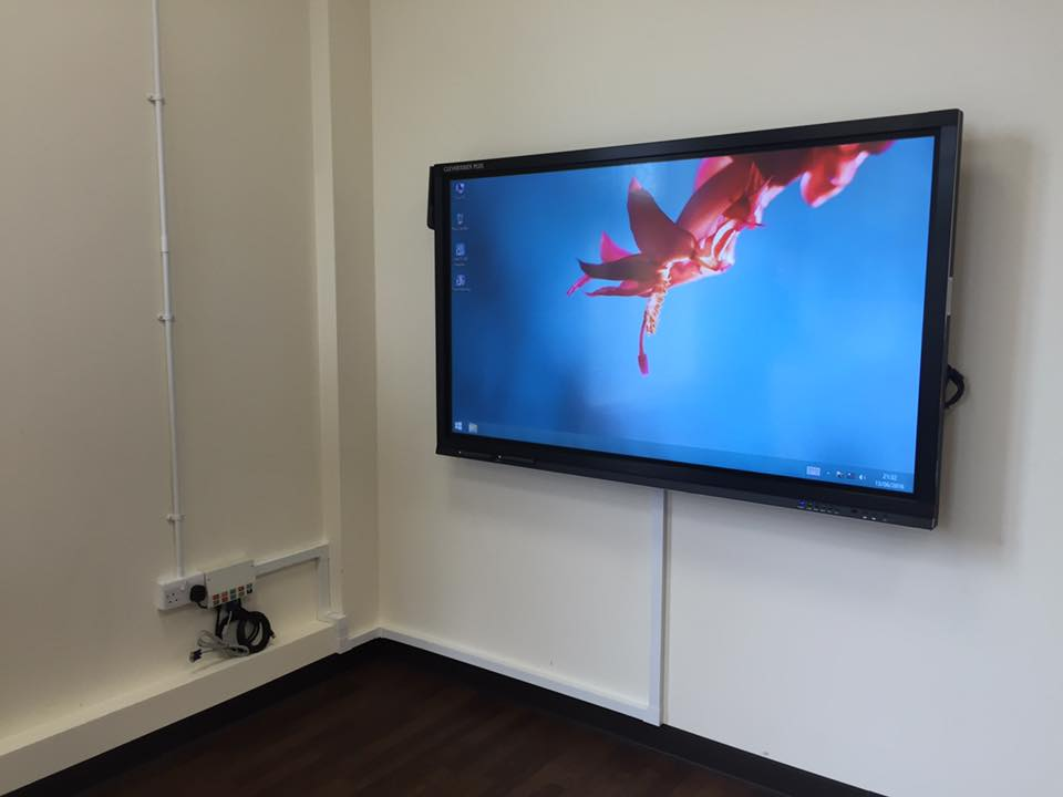 Touchscreen Install