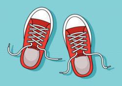Tie your shoes - Atarse los cordones