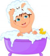 Wash your hair - Lavarse el pelo