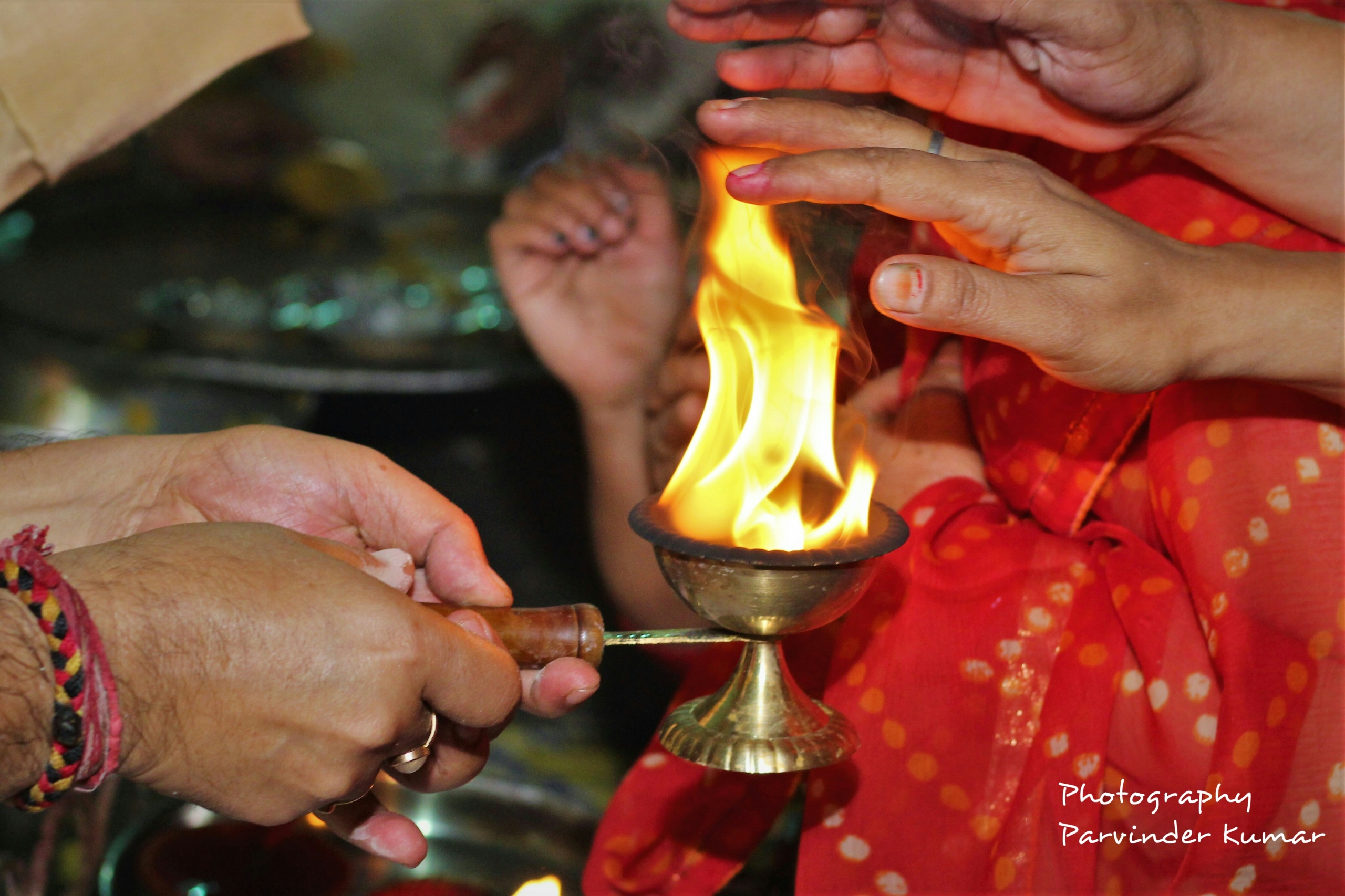 Photo of the Day- The Holy Fire