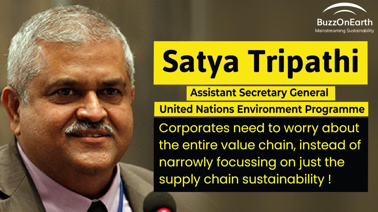 Leadership Web Talks with Satya Tripathi