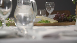 Food Cheese Board and Grapes BBC Ideas Table Manners Behind the Scenes Video Production