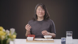 BBC Ideas Table Manners Interview Japanese Woman