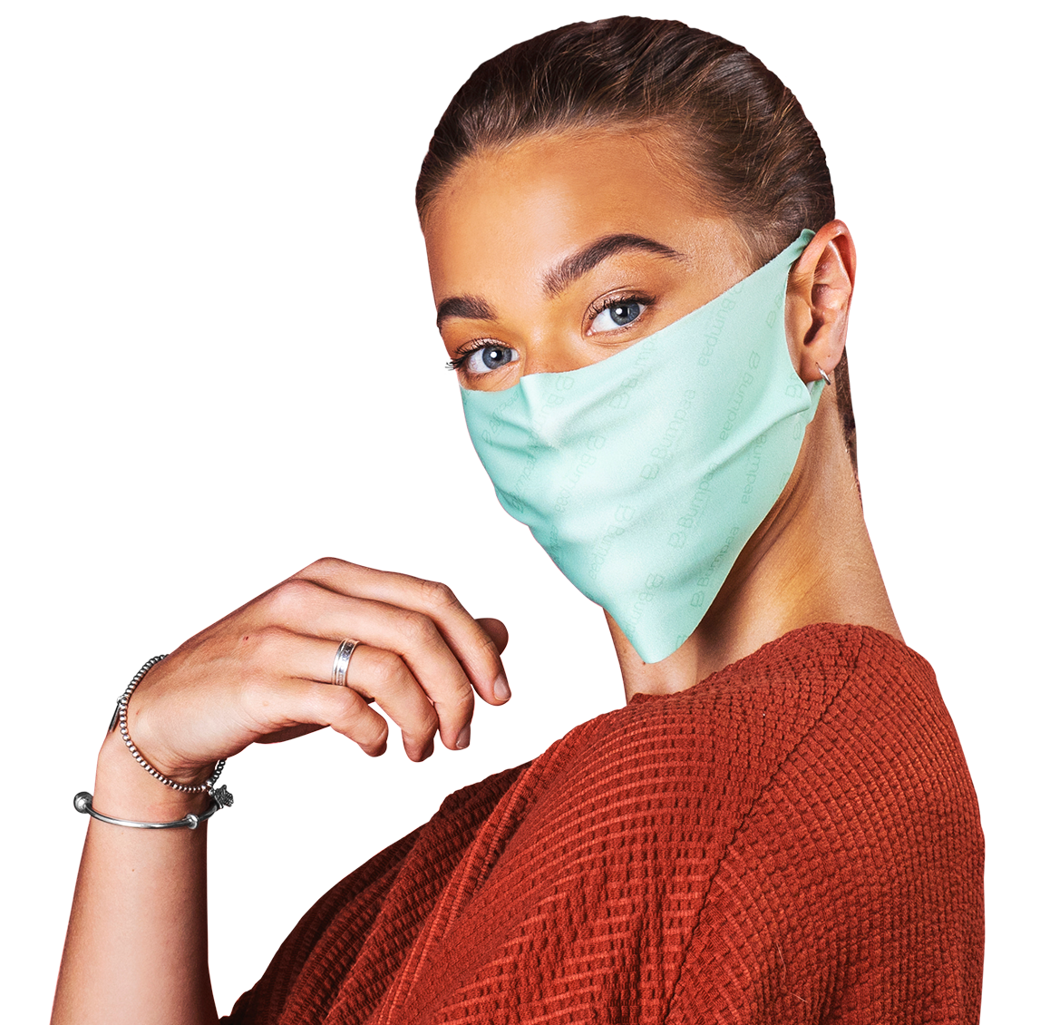 Antiviral face masks manufactured in the UK