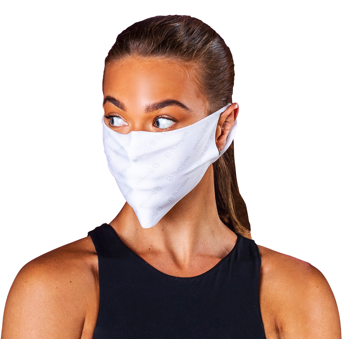 Reusable, comfortable, lightweight & stylish Bumpaa antiviral face masks