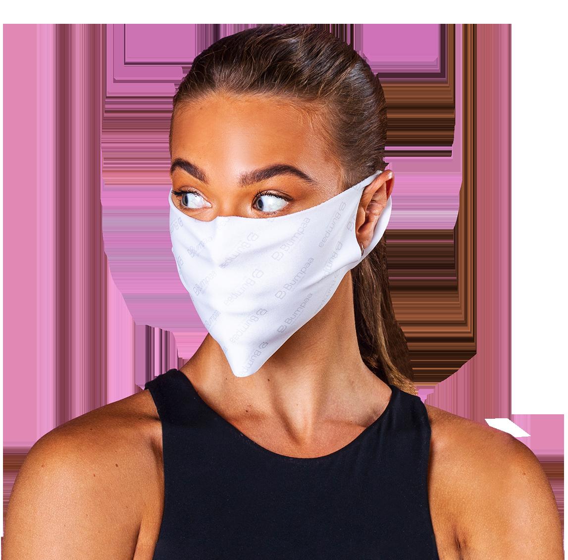 Reusable, comfortable, lightweight & stylish Bumpaa antiviral face masks