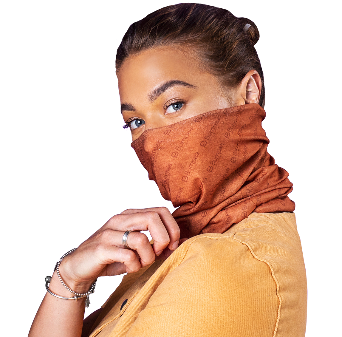 Bumpaa face masks & snoods help prevent the spread of viruses