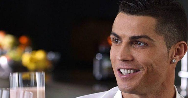 Cristiano Ronaldo hairstyle tutorial