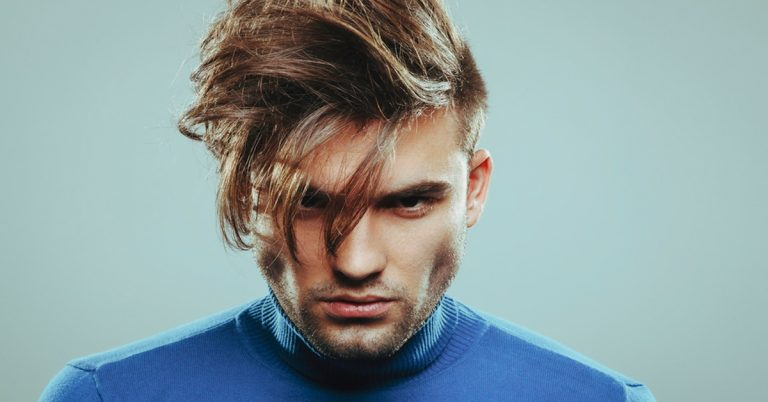 Best men's hairstyle