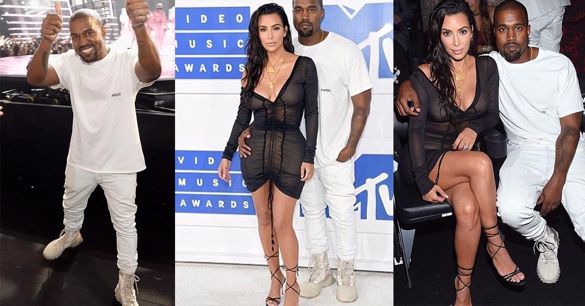 VMA 2016 Kanye West
